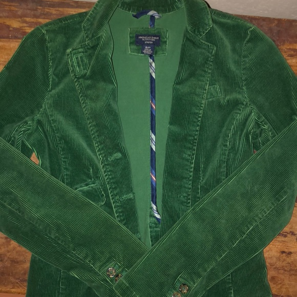 American Eagle Outfitters Jackets & Blazers - American Eagle Outfitters Corduroys